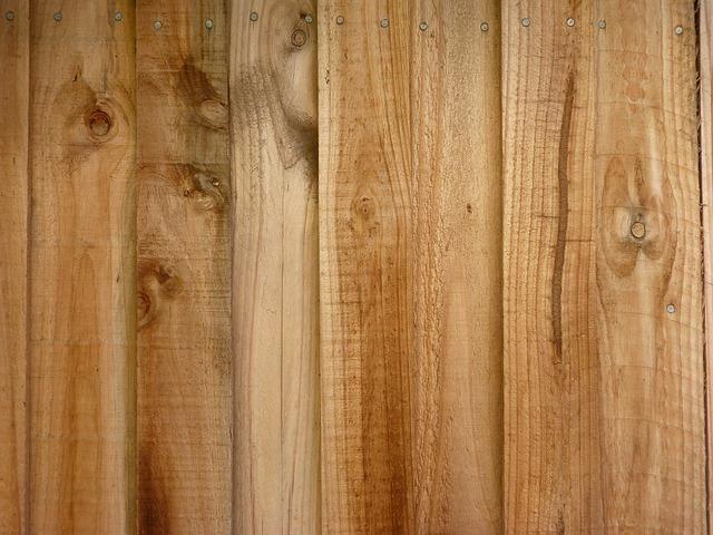Ogrodzenia drewniane cennik