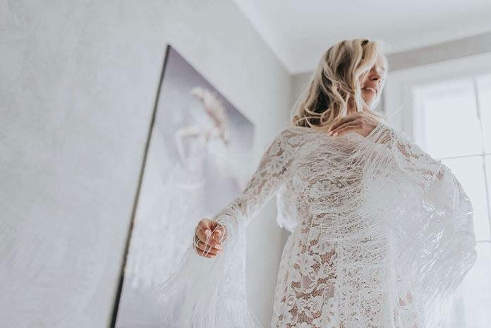 Jaki model sukni ślubnej z długim rękawem powinna wybrać przyszła panna młoda?