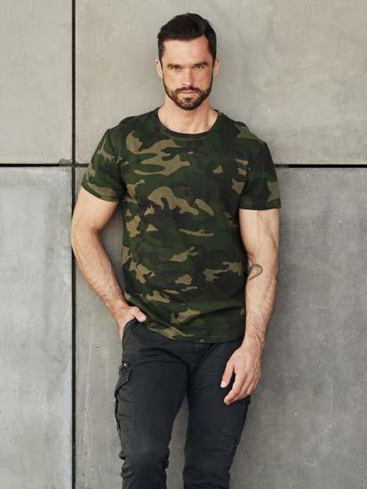 Modne T-shirty męskie na lato 2019